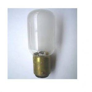 žárovka NARVA 110V/15W bajonet MAT-pro šicí stroje dovezené z USA