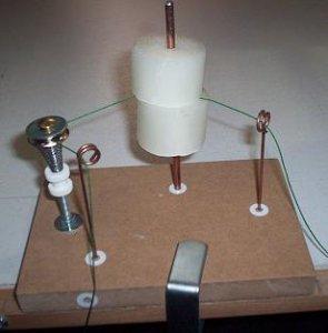 navíječ příze elektrický ELWO+parafínovač, klubka 125g-