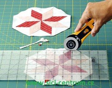 patchworkové pravítko 15x60cm Olfa-