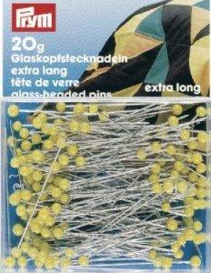 špendlíky extra dlouhé 20g/0,60x45