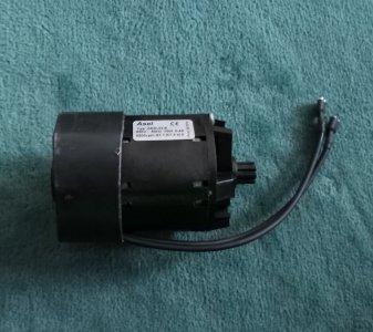 motor pro šicí stroje ASM-22-6 70W, 0,4A, 5500RPM