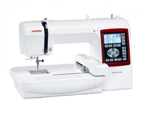vyšívací stroj Janome MC230E + vyšívací sada ZDARMA