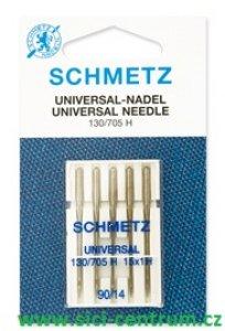 jehla standart 130/705H/90-5ks Schmetz
