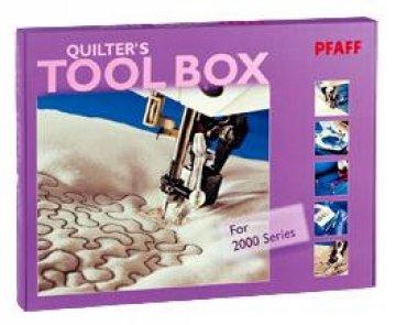 Quiltovací ToolBox - staré modely
