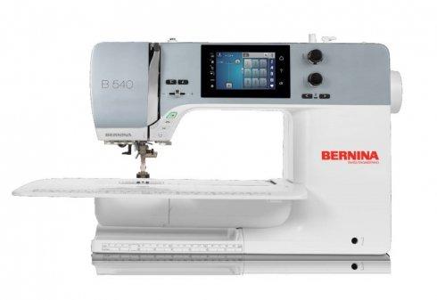 šicí stroj Bernina 540 + sada kvalitních jehel Organ ZDARMA