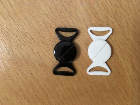 zapínání 11mm plastové plavkové
