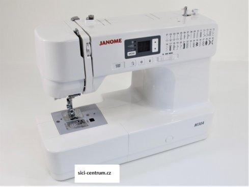 šici stroj Janome M30A -speciální model za speciální cenu