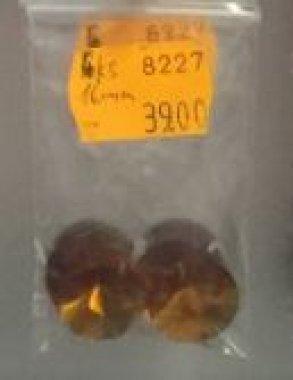 štrasové kameny měňavé novinka 4ks 16mm