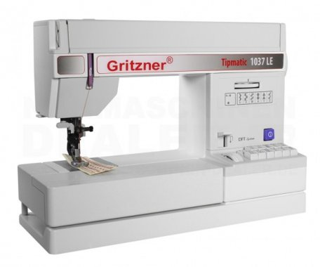šicí stroj GRITZNER Tipmatic 1037 Limited Edition DFT