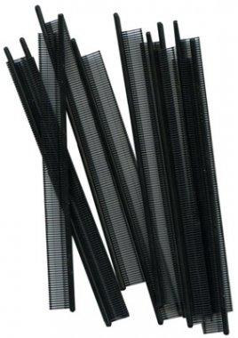 Microsplinty 4,4mm - černé -1200ks