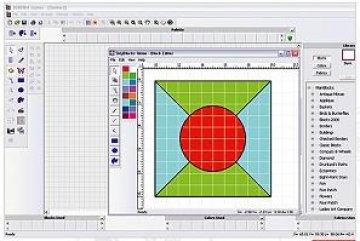 vyšívací software Editor Plus 6-