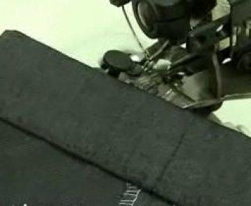 šicí stroj na slepý steh ESMAN-