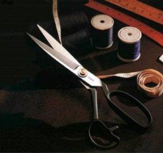 krejčovské nůžky Mundial kovové 10