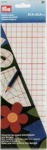 papír na výrobu střihů - 875x625mm