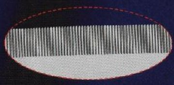 krejčovské nůžky s mikrozoubkem KAI N 5275 SE 275mm-