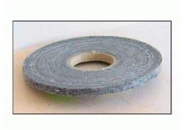 osnovní zažehlovací pásek černý 40mm, perforovaný