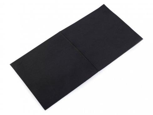 samolepící záplata 10x20cm voděodolná černá