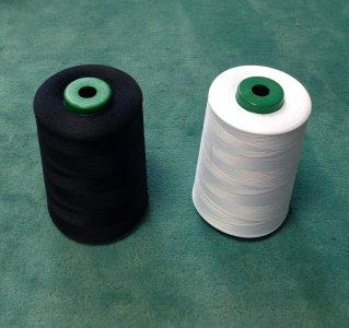 nit chemlonová - texturovaná PN 180 - 10000m bílá