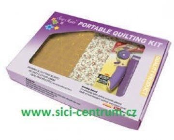 patchwork - pravítko,podložka,řezák