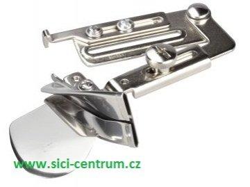Lemovač - páskovač pro nezažehlený šikmý proužek 38/10,5mm. Bernina 0335057205-