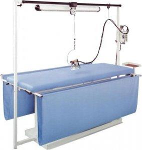 žehlící stůl Comel MP/F/T 300x100cm 7l/4kW